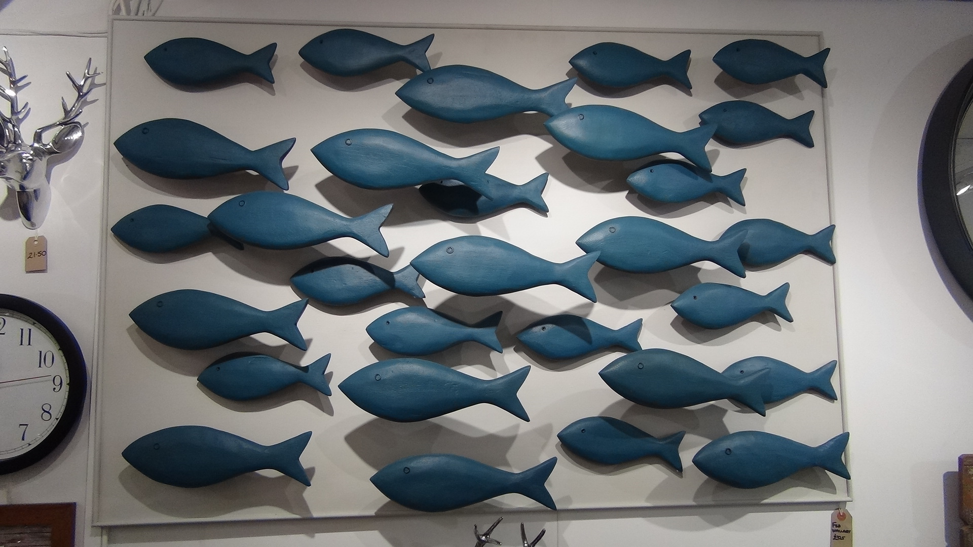 Fish wall art NEW